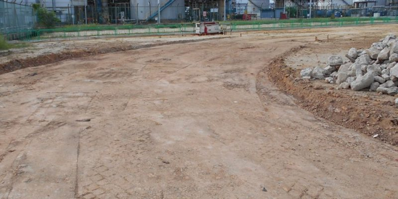 Site Preparation and  Earth Work 2